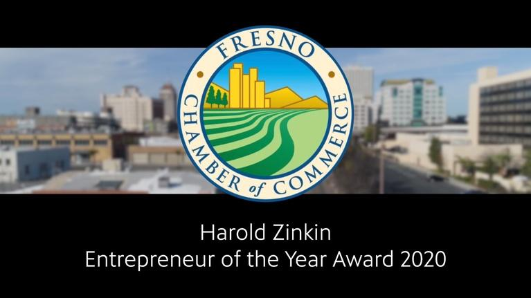 ValleyPBS Specials: Harold Zinkin Entrepreneur of the Year Award: Lyles Div.