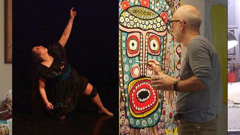 Borders & Heritage: Los Artistas