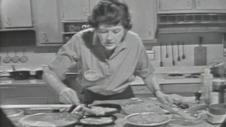The French Chef with Julia Child: French Crepes I