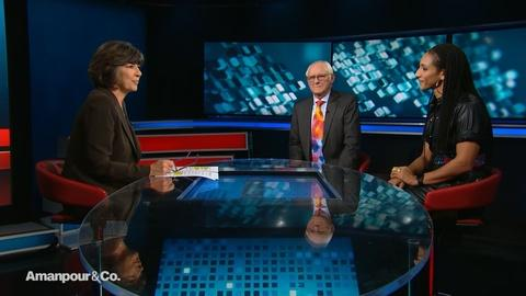 Amanpour and Company -- Dickie Arbiter & Afua Hirsch on Prince Andrew's Resignation