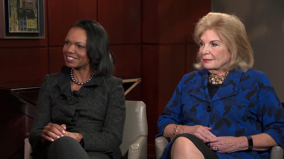 Condoleezza Rice on Reminding Americans What Unites Us image