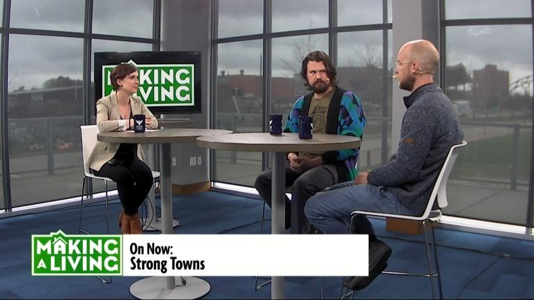 Making a Living: Strong Towns