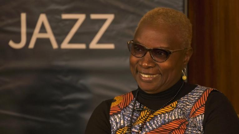 Jazz 24/7: Angélique Kidjo with Tessil Collins
