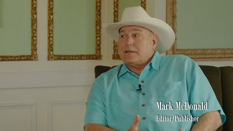 In Search of the West Texas Wordsmith: Mark McDonald