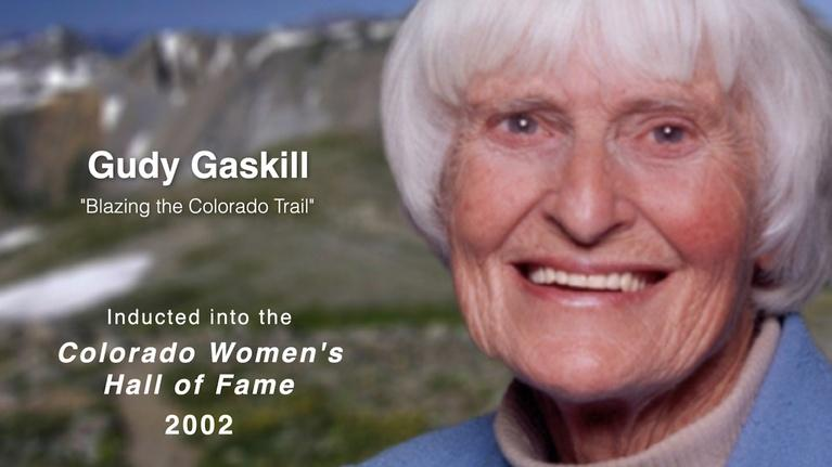 Great Colorado Women: Gudy Gaskill