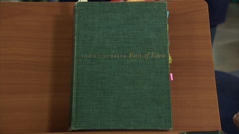 """Antiques Roadshow -- S21 Ep14: Appraisal: Steinbeck-signed 1st Edition """"East of E"""
