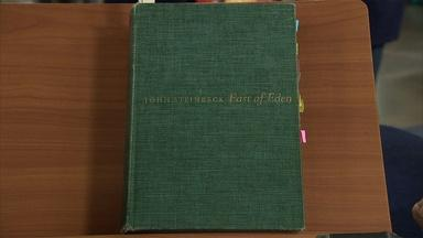 """Appraisal: Steinbeck-signed 1st Edition """"East of Eden"""""""