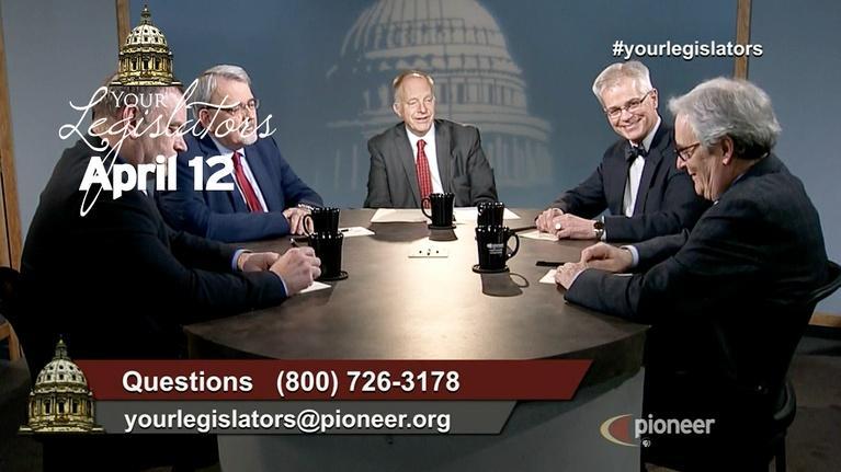 Your Legislators: April 12