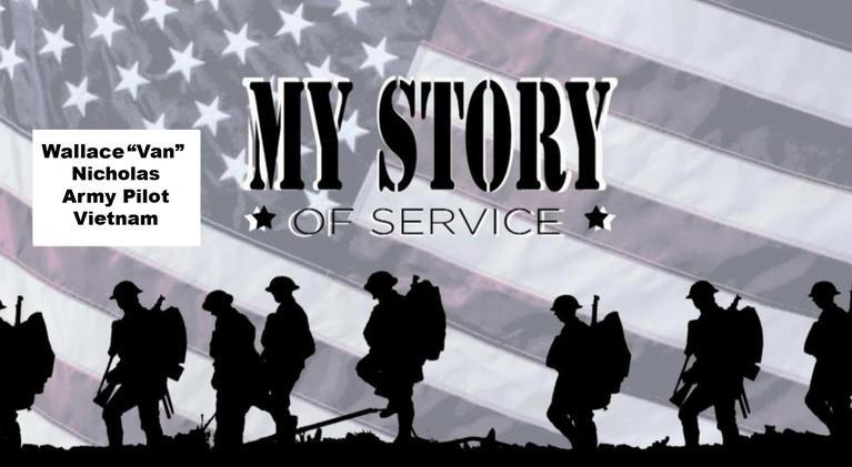 """SOPTV Stories of Service: Wallace """"Van"""" Nicholas of Medford"""