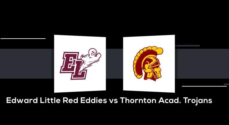 Maine High School Basketball Tournament: Edward Little vs. Thornton Academy Boys Class AA 2020 Final
