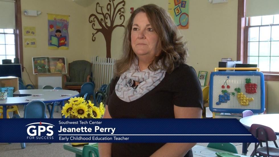 Jeanette Perry Extended Interview image