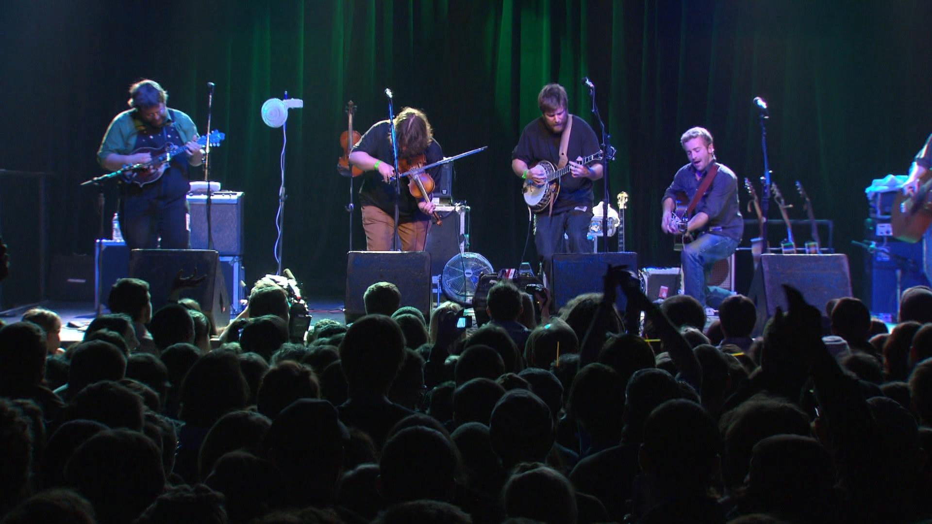 Trampled by Turtles: It's A War
