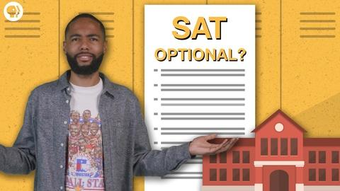 Above The Noise -- Should Colleges Still Require the SATs and ACTs?