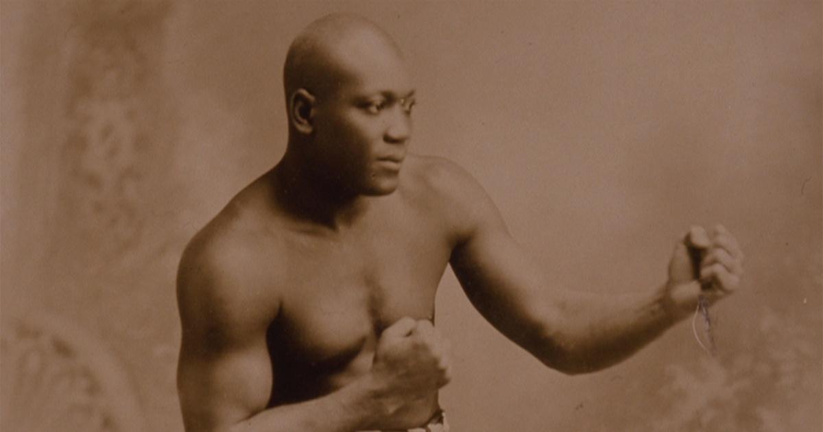 Unforgivable Blackness The Rise And Fall Of Jack Johnson The Jim Crow Era Pbs Nc