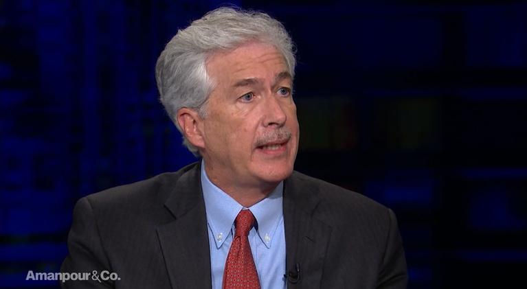 Amanpour and Company: William Burns