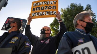 PBS NewsHour | News Wrap: California bars worker productivity quotas