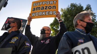 News Wrap: California bars worker productivity quotas