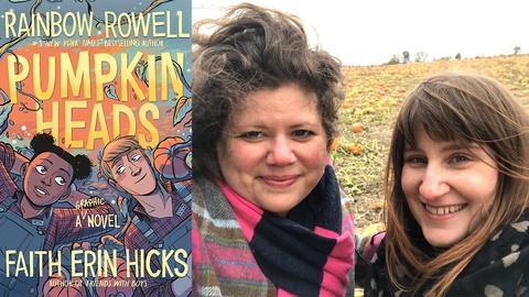 Faith Erin Hicks   2019 National Book Festival
