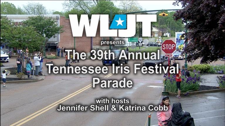 WLJT Specials: The 39th Annual Tennessee Iris Festival Parade