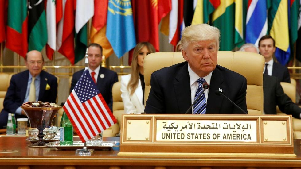 How Trump is shifting Middle East Policy image