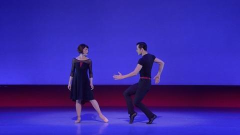 Ballet Pas De Deux excerpt