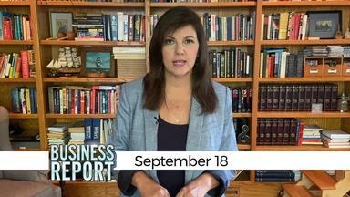 Business Report: Jobs, COVID-19, American Dream