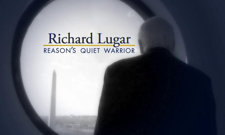 Richard Lugar: Reason's Quiet Warrior
