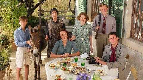 The Durrells in Corfu -- Trailer