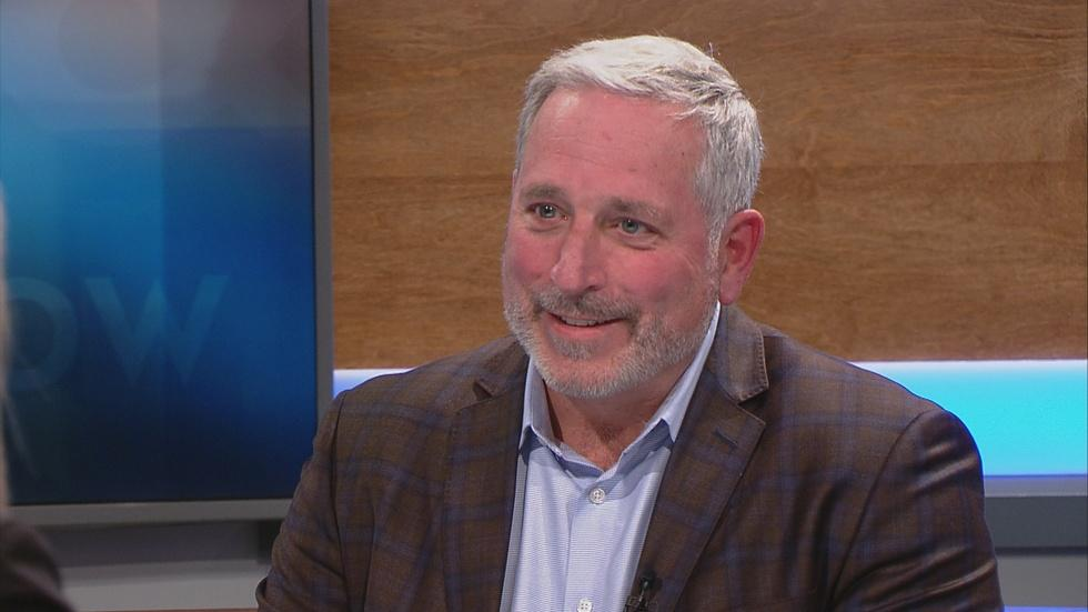 """""""Outsider"""" Andy Gronik Talks About His Run For Governor image"""