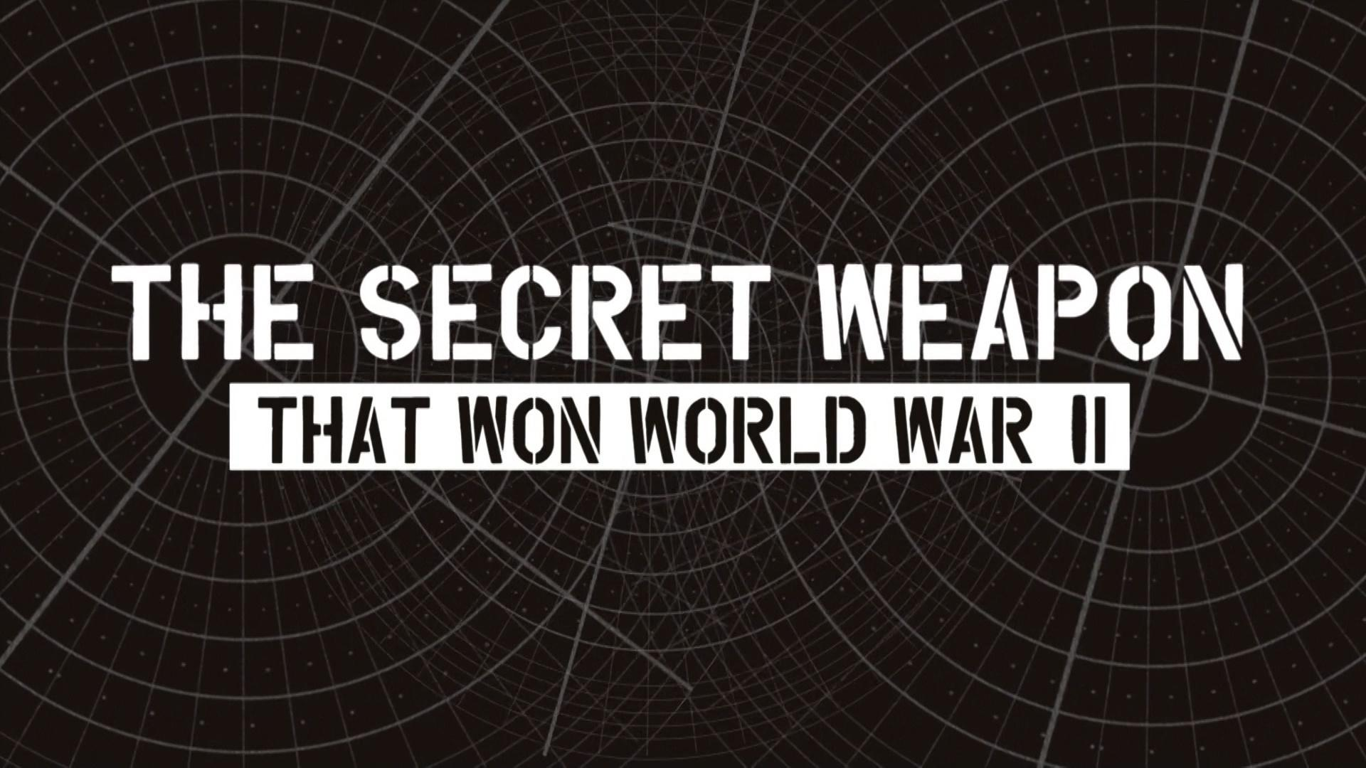 The Secret Weapon That Won WWII
