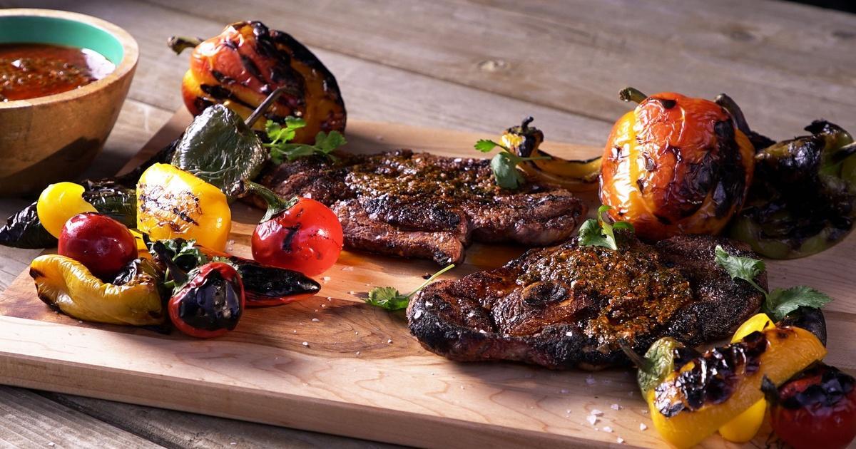 Mpt Tv Schedule >> Episode 102: Steak and Beyond   Steven Raichlen's Project Fire   MPT