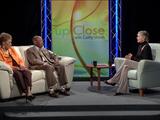 Up Close With Cathy Unruh, April 2019: Dr. Bernard & Lois Watson
