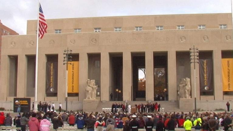 Living St. Louis: Soldiers Memorial Reopening