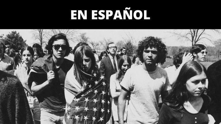 The Vietnam War | Spanish Language: 08: The History of the World (April 1969-May 1970) - Spanish