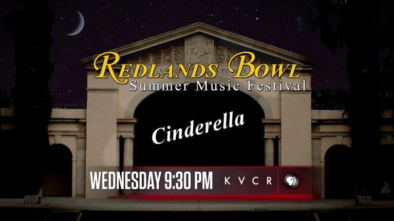 Redlands Bowl Summer Music Festival: Redlands Bowl Cinderella Preview