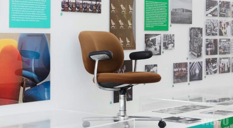 NewsMakers: Herman Miller: A Way of Living
