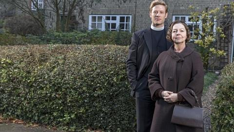 Grantchester -- Mrs. Maguire