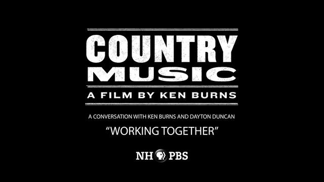 Working Together - Celebrating Country Music