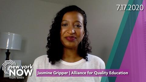 Jasmine Gripper on Schools Safely Reopening in the Fall