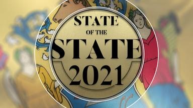 WATCH: Gov. Murphy's 2021 State of the State address