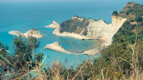The Durrells in Corfu -- Favorite Locations