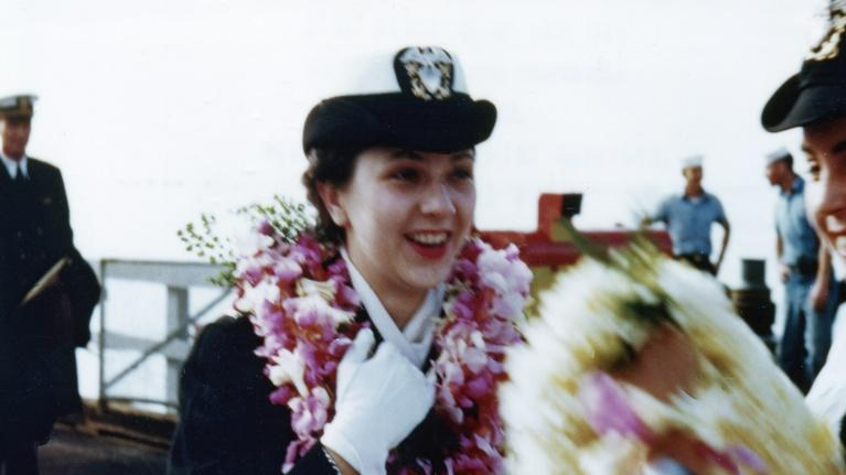 The Lavender Scare: Captain Joan Cassidy