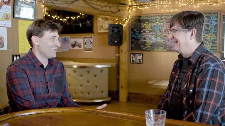 The Interview Show: Joe Flamm, John Darnielle