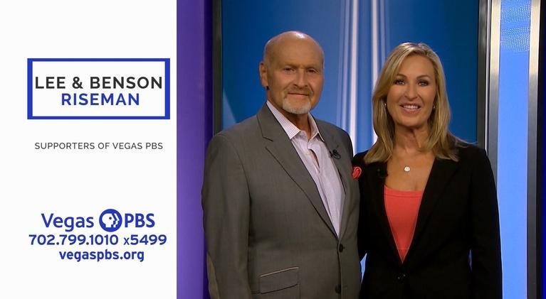Vegas PBS: Lee and Benson Riseman