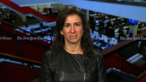 Amanpour and Company -- Jodi Kantor on Harvey Weinstein's Trial