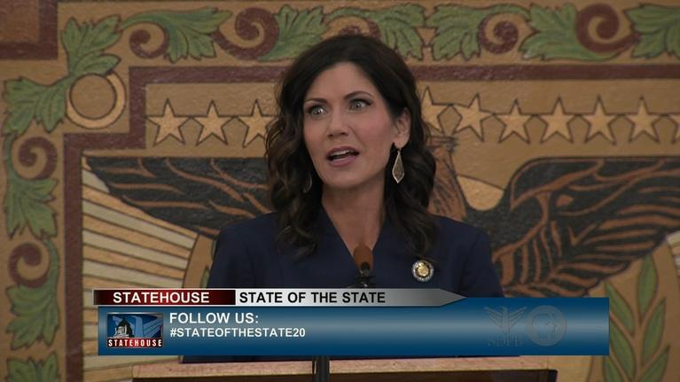 Statehouse: Governor's State of the State Address