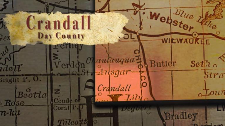 Vanished South Dakota: Towns of Yesterday: Vanished South Dakota: Crandall