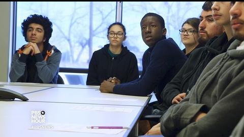 PBS NewsHour -- Colorado apprenticeships turn the factory into a classroom