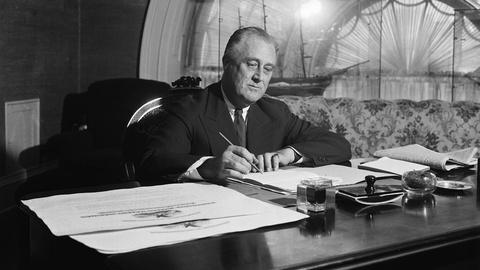 Holy Silence -- Roosevelt's Envoy to the Vatican