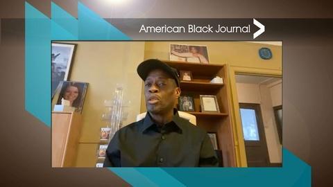 American Black Journal -- Mark Lee